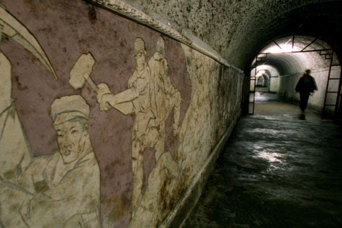В Пекине можно найти целый подземный город. /Фото: ardexpert.ru