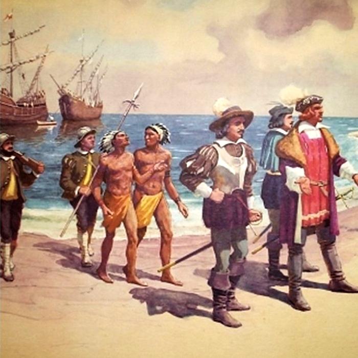 Колумб открыл Америку, но так и не взошел на ее землю. /Фото: tur-plus.ru