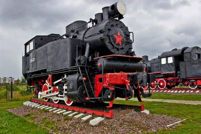 Название поезда пошло от его конструктивной особенности. /Фото: tripadvisor.com
