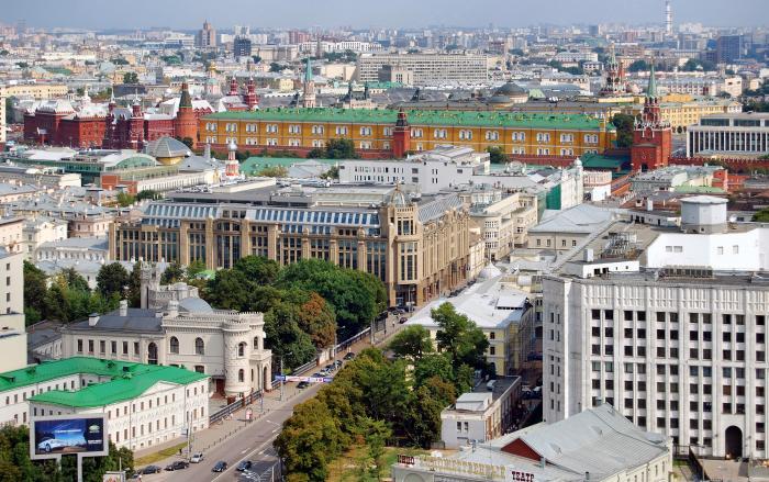 Одна из самых популярных улиц с популярным названием. /Фото: wikimapia.org