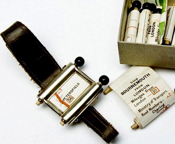 Трудно представить, что сто лет назад так выглядел навигатор. /Фото: geektech.me