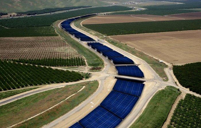 Такое размещение солнечных панелей открывает ряд возможностей и перспектив. /Фото: businessman.ru