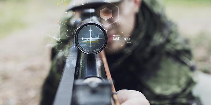 Мировой рекорд по дальнобойности могут поставить российские снайперы совсем скоро. /Фото: silver.ru