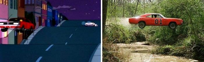 В Симпсонах машины летали, и модель эта существует на самом деле. /Фото: chronoton.ru