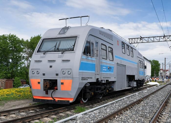 Служебная автомотриса уже современного образца. /Фото: railtrain.pro