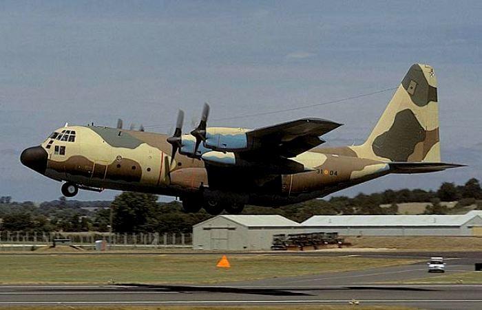 C-130 Hercules, эксплуатируемый испанскими ВВС в качестве транспортника. /Фото: armyrecognition.com
