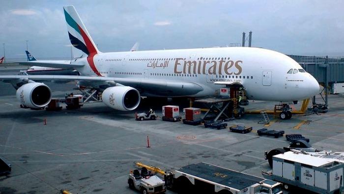 Даже с разгрузкой багажа на крупных лайнерах могут возникнуть проблемы. /Фото: samoleting.ru