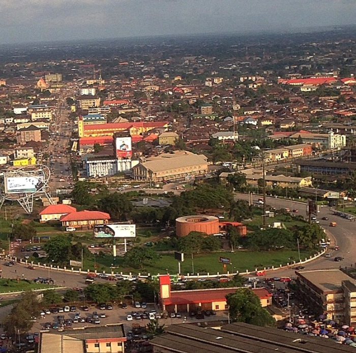 Сегодня город не хранит величия прошлого. /Фото: wikipedia.org