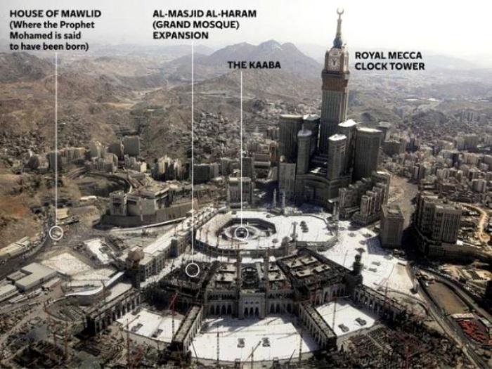Центр мусульманской культуры ныне под угрозой. /Фото: azan.kz