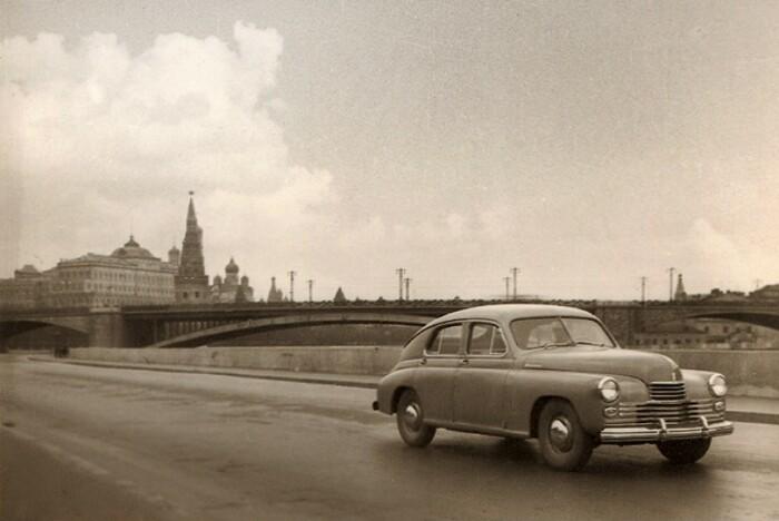 Советские шоферы имели за счастье иметь такую машину. /Фото: autoreview.ru