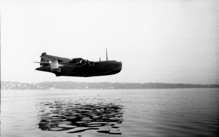 Огромная немецкая летающая...лодка. /Фото: wikipedia.org