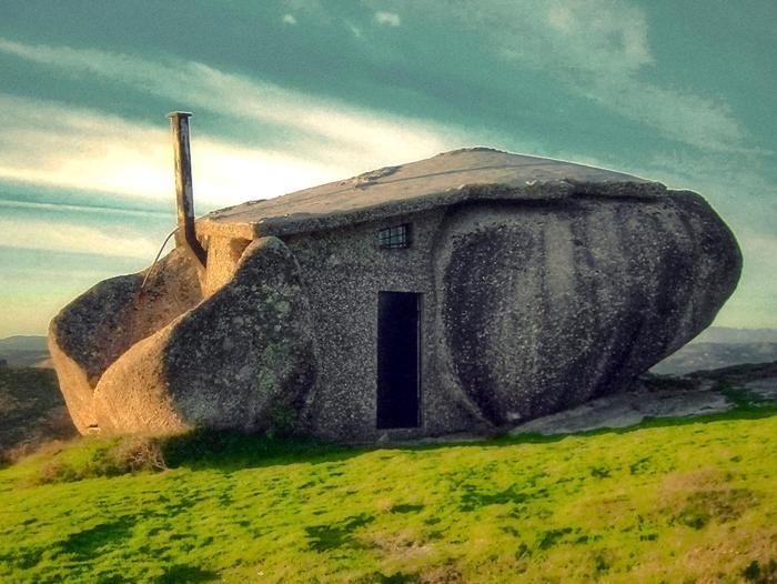 Сказочный домик в реальной жизни. /Фото: wikimedia.org