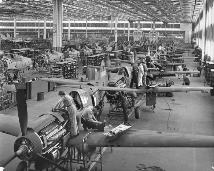 Производственные мощности Curtiss-Wright переориентировались с авиации на автомобиль будущего. /Фото: insyte-consulting.com