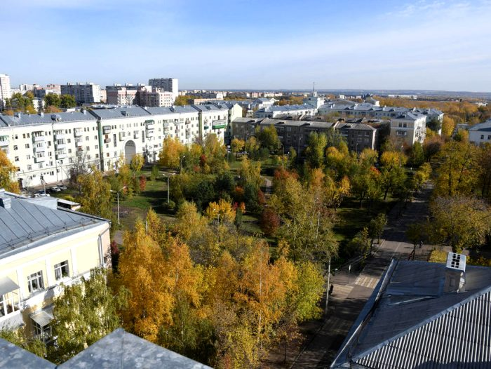 Соцгород в Казани, современный вид. /Фото: kzn.ru