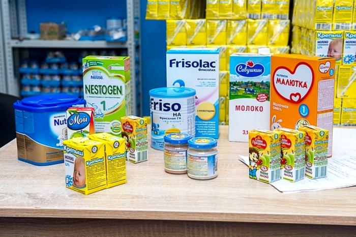 Детское питание может нести в себе реальную опасность. /Фото: odin.ru