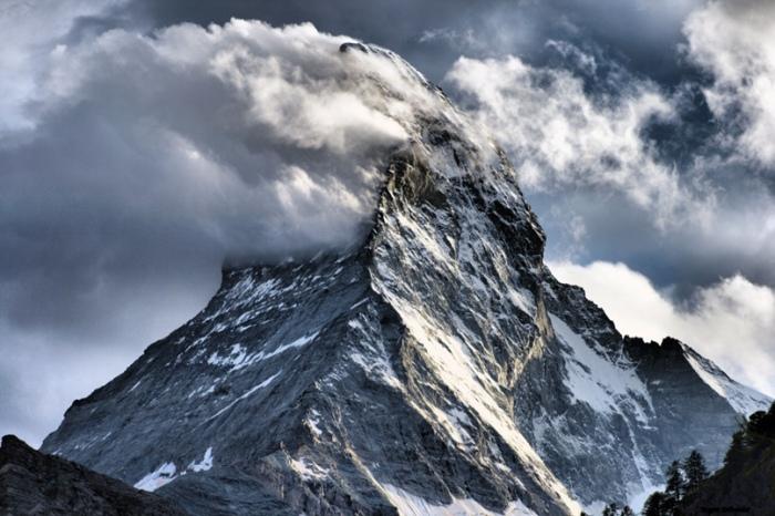 Самая высокая непокоренная вершина на планете. /Фото: vk.com