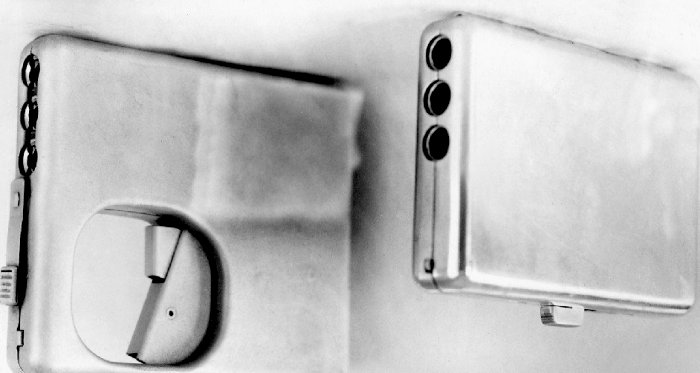 Пистолеты-портсигары конструкции И.Я. Стечкина. /Фото: twitter.com