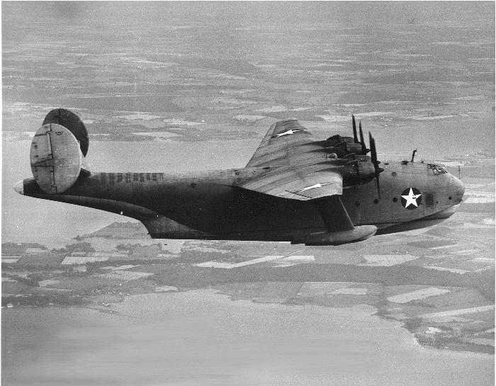 Американский летающий дредноут впечатлял своими масштабами. /Фото: reddit.com