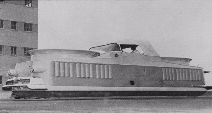 Автомобиль планировалось сделать полноценным внедорожником. /Фото: alternathistory.com