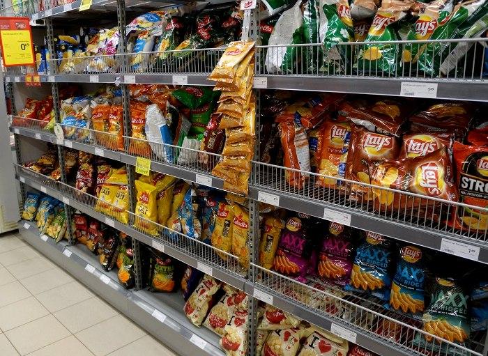 Буйство вкуса в чипсах - это не просто так. /Фото: livejournal.com