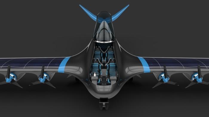 Внешний вид салона нового самолёта. /Фото: businesswire.com