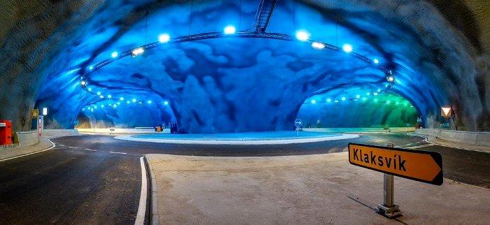 Очень скоро по уникальному туннелю потянутся вереницы автомобилей. /Фото: livejournal.com