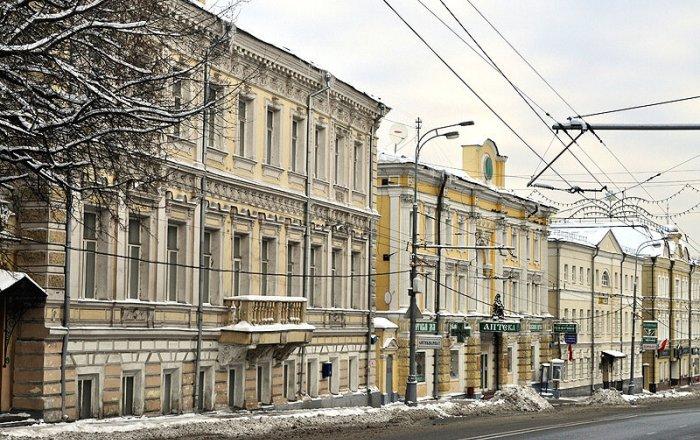 Еще одна улица, чье название имело религиозный подтекст. /Фото: livejournal.com