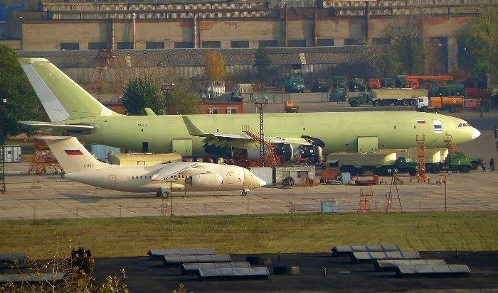Будущее нового самолета пока туманно. /Фото: bravo-voronezh.ru