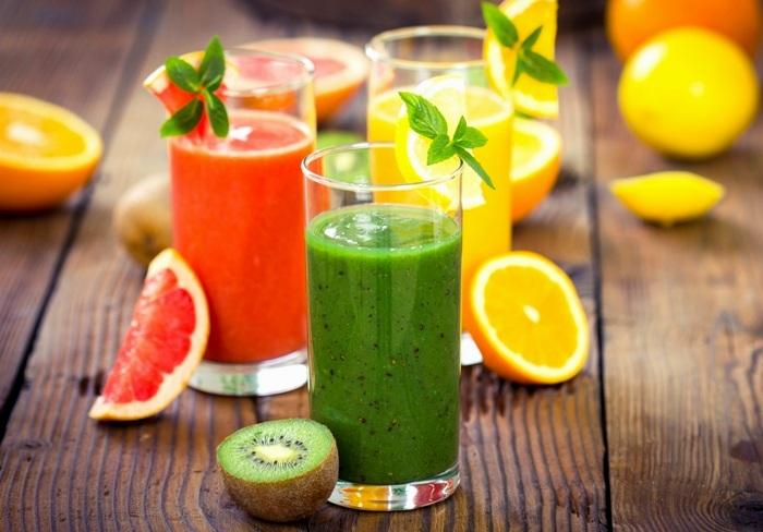 Сок - это прежде всего напиток, и голод он эффективно не утолит. /Фото: best-wallpaper.net