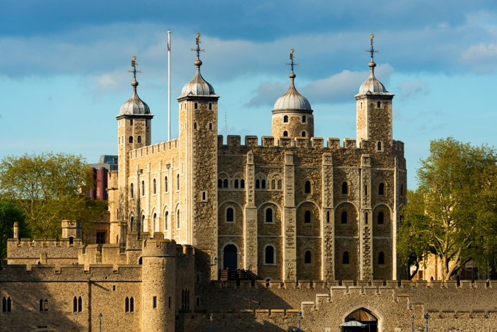 Английская крепость все-таки знаменита, как место заключения. /Фото: factinate.com