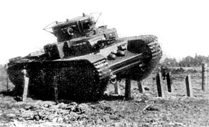 Самый большой танк в мире. /Фото: wikipedia.org