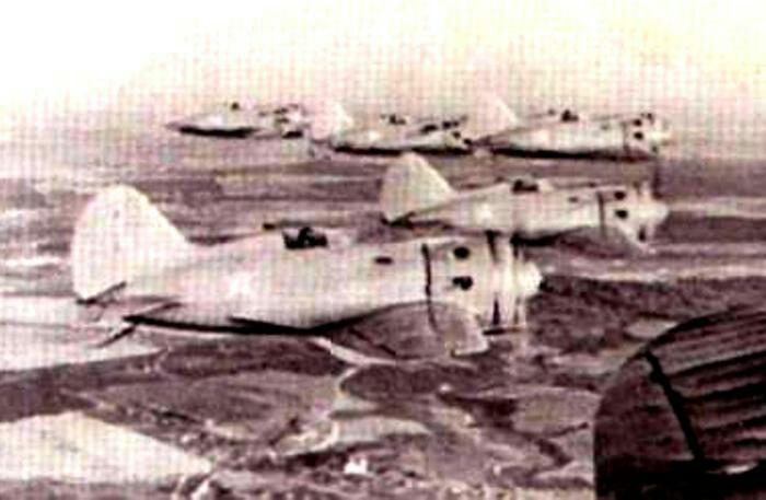 И-16 во время советско-финляндской  войны. /Фото: airaces.ru