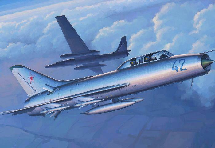 Самолёт Су-9. /Фото: pinterest.com