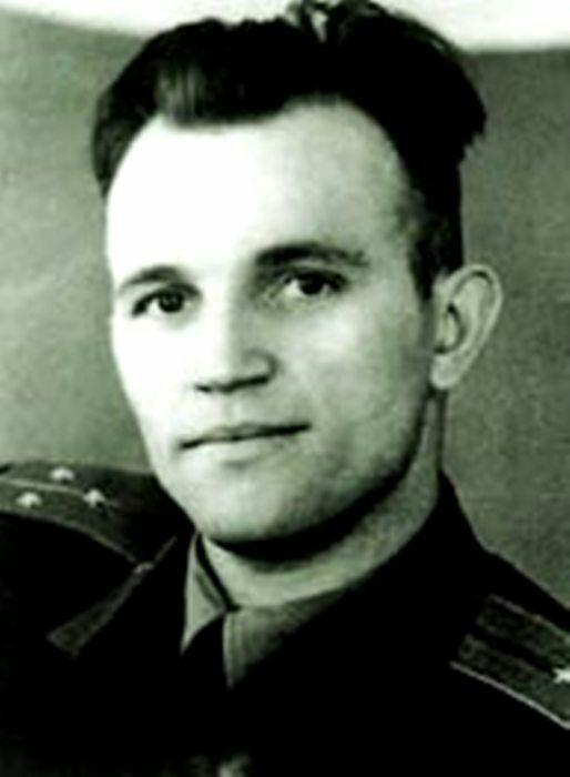 Старший лейтенант Сергей Сафронов. /Фото: rusbereza.ru