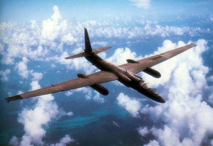 Lockheed U-2 был передовым самолетом того времени. /Фото: webslivki.com