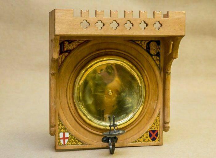 Средневековое бра. /Фото: ratobor.com