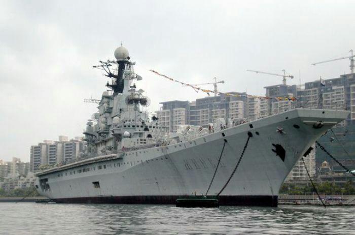 Авианосец «Минск». /Фото: aif.ru