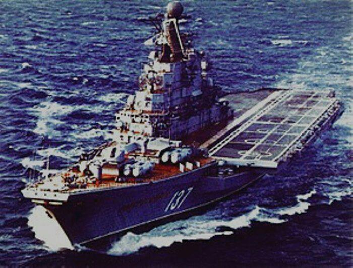 «Новороссийск» ждала незавидная участь. /Фото: wikipedia.org