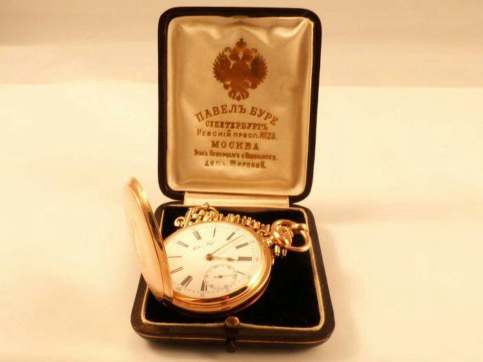 Знаменитый российский бренд часов. /Фото: predmetgallery.com
