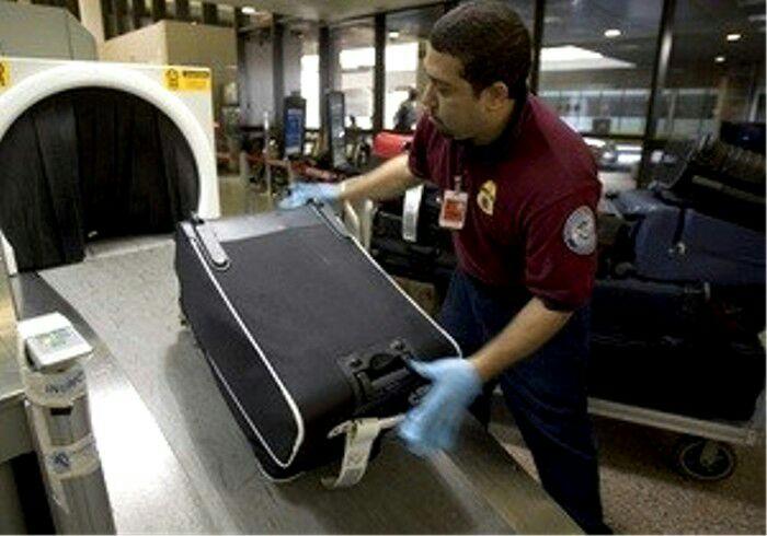 Забытый багаж не сразу становится аукционным лотом. /Фото: skladivka.ru