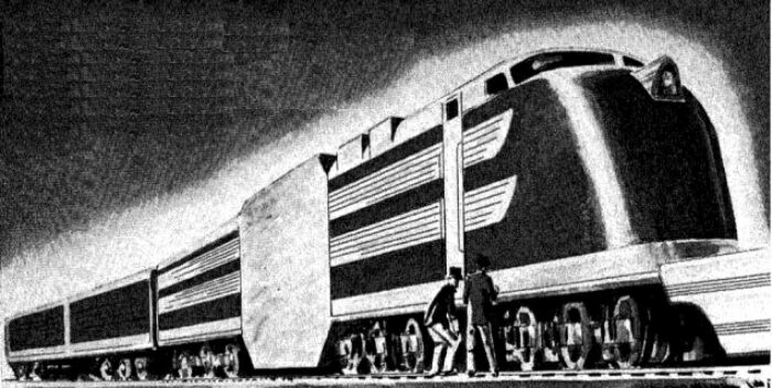 Советские инженеры были в шаге от первого атомовоза. /Фото: livejournal.com