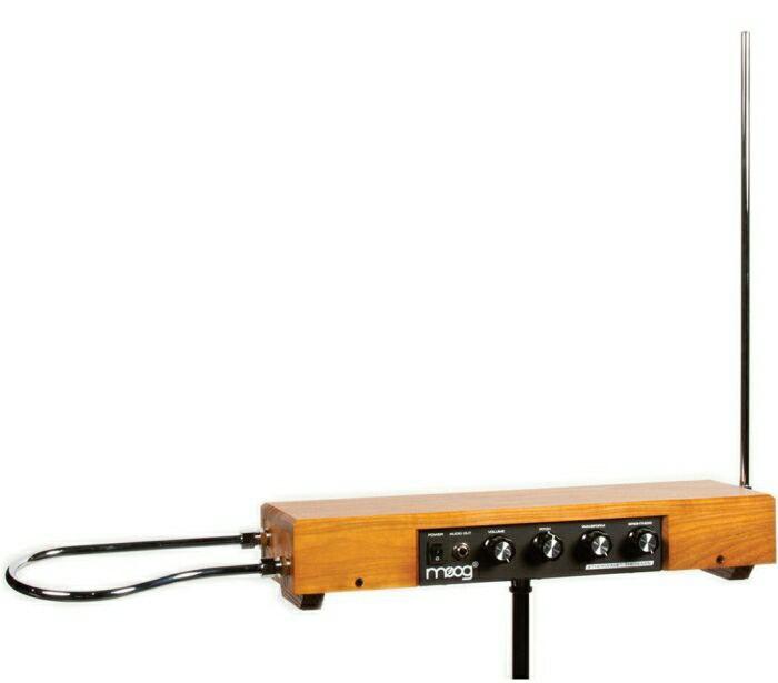 Терменвокс, современный вид. /Фото: theremin.school