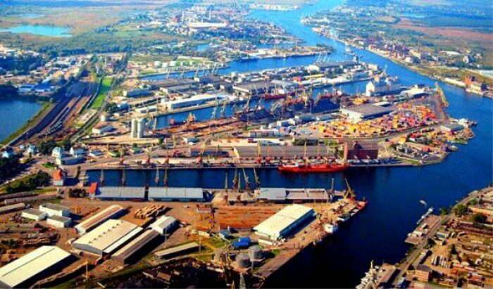 Российский порт, которому почти 700 лет. /Фото: rutraveller.ru