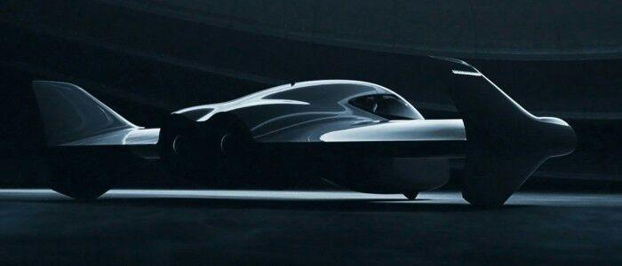 Совсем скоро мы можем получить летающий автомобиль. /Фото: futuro.in.ua