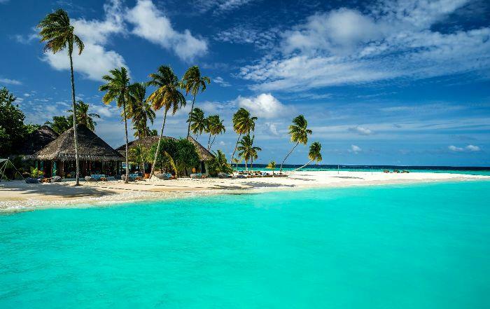 Мальдивы - уголок Рая на Земле. /Фото:  fainaidea.com