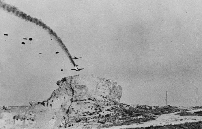 Захват Крита - Пиррова победа немцев. /Фото: topwar.ru