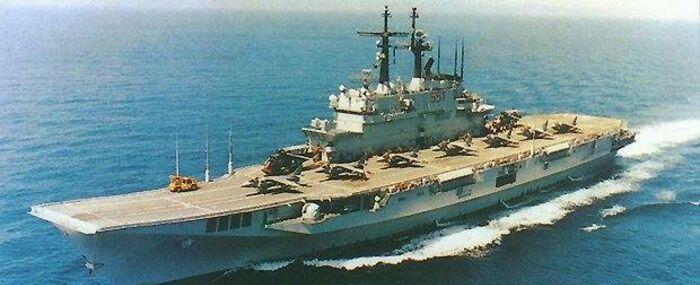 Испанскому старожилу флота пророчат вторую жизнь. /Фото: korabley.net