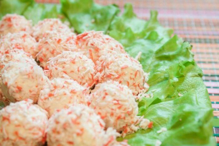 Любимые многими сырные шарики. /Фото: bigmir.net
