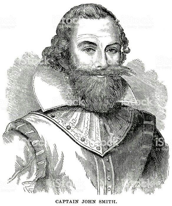 Капитан Джон Смит. /Фото: istockphoto.com