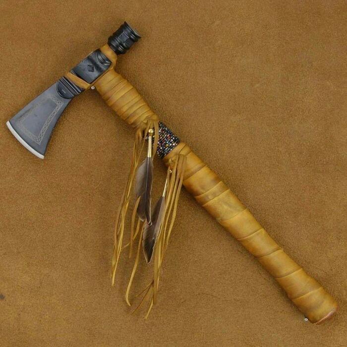 Грозное оружие  североамериканских индейцев. /Фото: popmech.ru